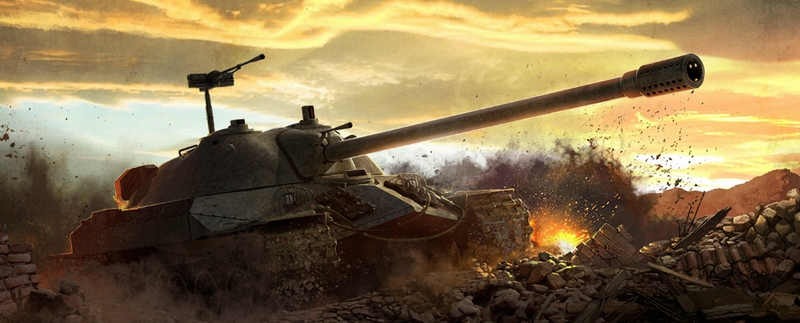 Топ 5 танков world of tanks ИС7