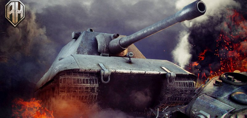 Топ 5 танков world of tanks E100